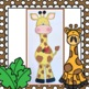Rumble in the Jungle! Giraffe Craft & Writing Activities o