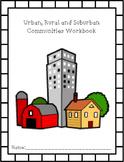 Rural, Urban and Suburban Communities  Unit