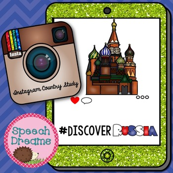 Russia Country Study {Social Studies Supplemental Lesson}