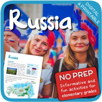Russia (Fun stuff for elementary grades)
