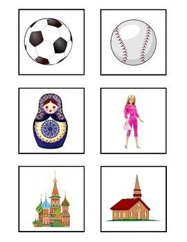 Russia/America Compare & Contrast