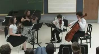 Russian River-Original Work for String Orchestra