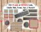 Rustic Decor {Barnwood & Burlap} Editable Classroom Decor Pack