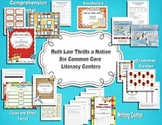 Ruth Law Thrills a Nation: BUNDLE OF SIX LITERACY CENTERS