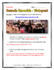 Rwanda Genocide - Webquest with Key (History.com)