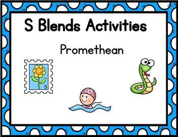 S Blend Activities - Promethean