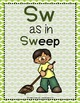 Word Work - S-Blends Literacy Centers BUNDLE - SC, SK, SL,