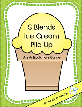 S Blends Ice Cream Pile Up