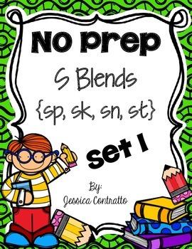 S Blends NO PREP