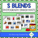 S Blends Photograph Smash Mats