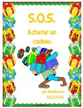 S.O.S. - Shopping (acheter un cadeau)