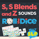 """S"", ""S"" Blends, and ""Z"" Roll a Dice Games"