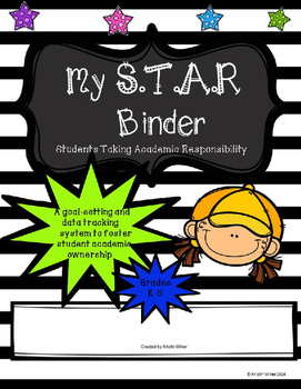 S.T.A.R/Student Data Binder/Take Home Folder
