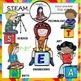 S.T.E.A.M  Clip Art