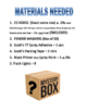 S.T.E.M. ABSTRACT THINKING SKILLS Mystery Box  20-PAGES CH