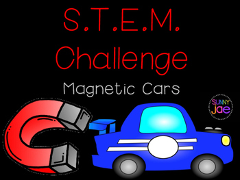 S.T.E.M. Magnetic Cars