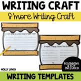 S'more Fun Writing Craftivity