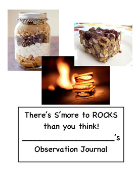 S'mores Rock Classification