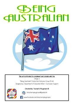 S2 - 'Being Australian' COGs Workbook