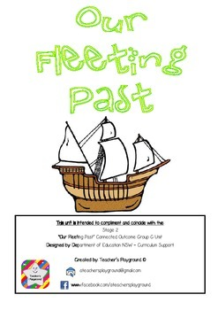 S2 - 'Our Fleeting Past' COGs Workbook