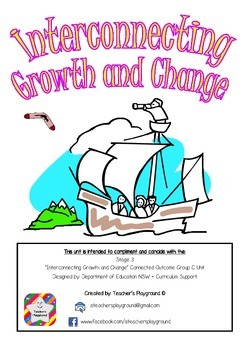 S3 - 'Interconnecting Growth and Change' COGs Workbook