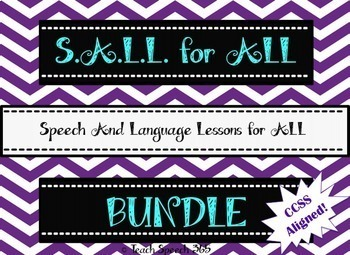 S.A.L.L. for ALL: Bundle (Fall, Winter, Spring/Summer)