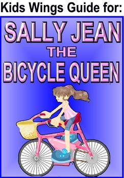 SALLY JEAN, THE BICYCLE QUEEN, by Cari Best, The Story of