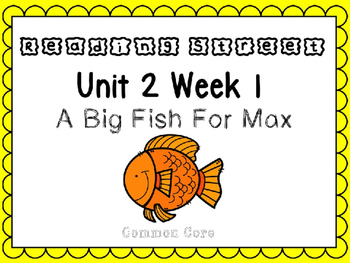 SAMPLE Unit 2 Week 1 Power Point Day 1 SAMPLER