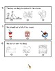 Kindergarten SAT 10 Reading Practice (SESAT)