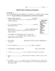 SAT ACT Unit 12 Spelling/Vocabulary Activities & Assessments