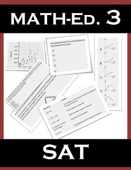 SAT Math Practice Test-Edition 3