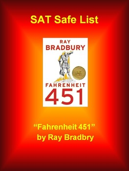 SAT Safe List - Fahrenheit 451