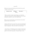 SAT Writing Lesson