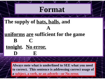 SAT Writing Section: Sentence Errors - How to Identify and Fix!