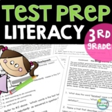 Test Prep 3rd Grade Reading and Writing