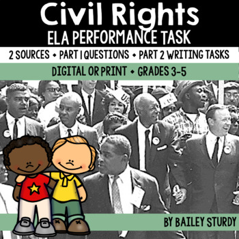 SBAC Performance Task - Justice and Civil Rights