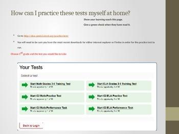 SBAC practice: 3rd grade non fiction