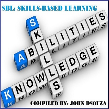 SBL: SKILLS/STUDIO-BASED LEARNING