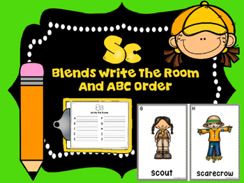 SC Blends Write The Room
