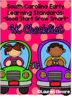 SC Early Learning Standards- 4K Checklist