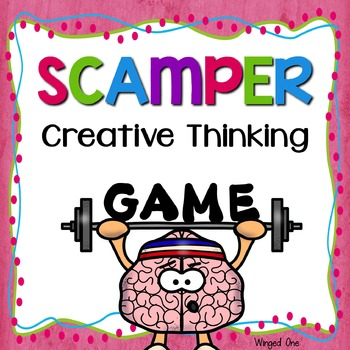 SCAMPER Creative Thinking Game