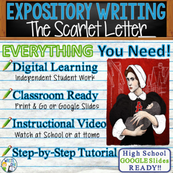 Scarlet Letter by Nathaniel Hawthorne Text Dependent Analy