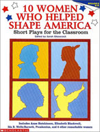 10 Women Who Helped Shape America (Enhanced eBook)