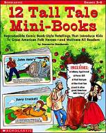 12 Tall Tale Mini-Books (Enhanced eBook)