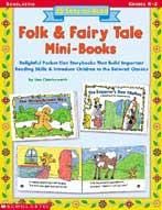 15 Easy-to-Read Folk & Fairy Tale Mini-books