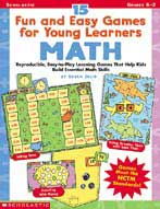 15 Fun and Easy Games for Young Learners: Math