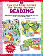 15 Fun and Easy Games for Young Learners: Reading (Enhance