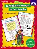 24 Nonfiction Passages for Test Practice (Enhanced eBook)