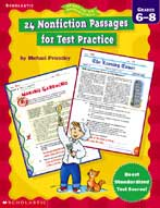 24 Nonfiction Passages for Test Practice (Enhanced eBook)