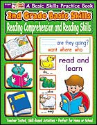 2nd Grade Basic Skills: Reading Comprehension and Reading